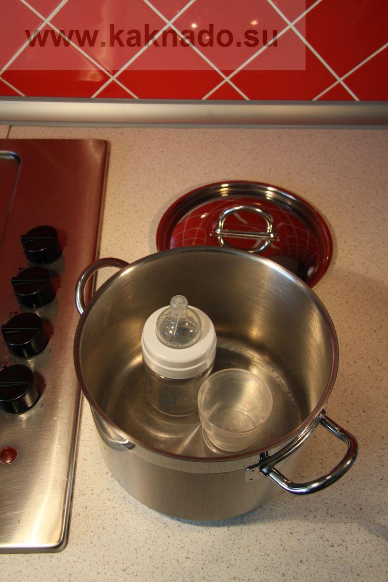 Как выварить кастрюли в домашних условиях