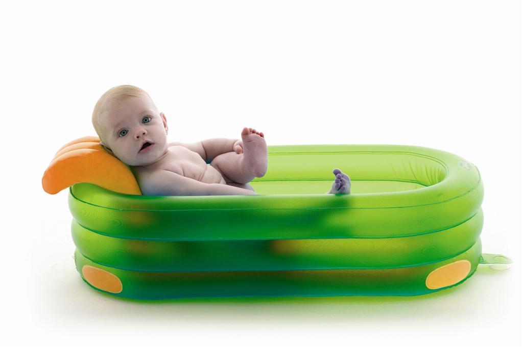 Маленькая ванночка для ребенка 141