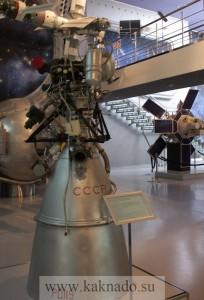 празднование дня рождения ребенка в музее космонавтики