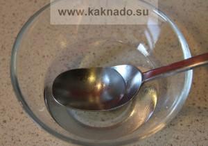 рецепт борща без соли, разводим уксус
