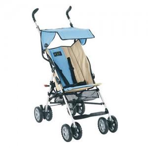 самая легкая коляска - трость