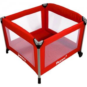квадратный манеж-кровать