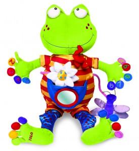 развивающая игрушка в подарок новорожденному