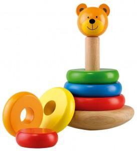 какую развивающую игрушку подарить ребенку на рождение