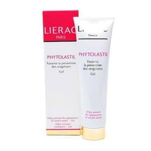 Lierac Phytolastil gel, гель от растяжек лиерак фитоластил, беременность