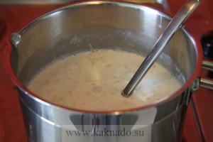 овсяная каша для беременной, рецепт завтрака без соли