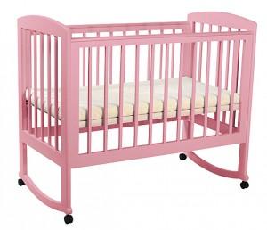 кроватки с разными уровнями спального ложа