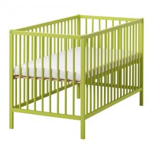 какую кровать для новорожденного купить