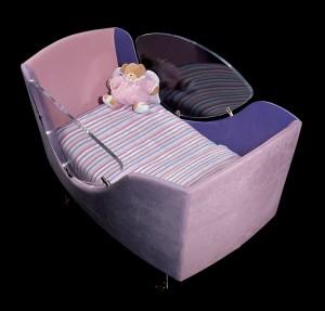 дизайнерская кроватка для новорожденных