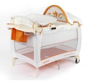 какую кровать выбрать для новорожденного