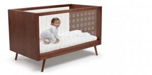 дизайнерская кроватка для новорожденных из автралии