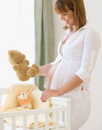 Приданное для новорождённого летом