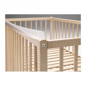 рейлинг для детской кроватки
