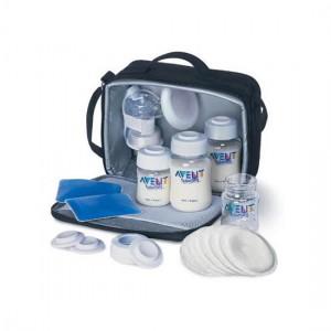 сумка авент для хранение молока и перевозки молокоотсоса