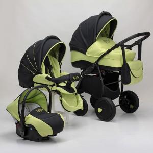коляски для новорожденных 3 в 1