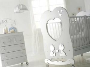 дизайнерские кроватки для новорожденных