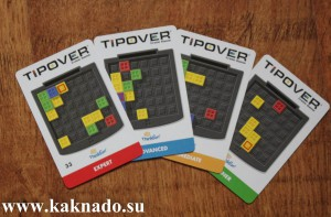 типовер, настольная игра кубическая головоломка