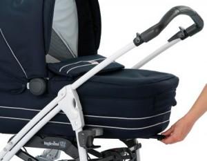 вентилируемое дно у коляски-люльки