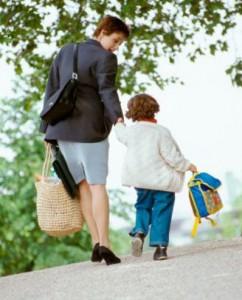 идеальная мама, как все успевать