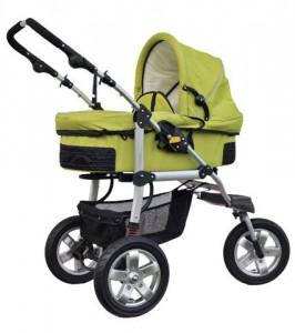коляски для новорожденных 2 в 1 люлька
