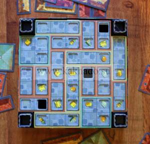 настольная игра сырный замок сетка