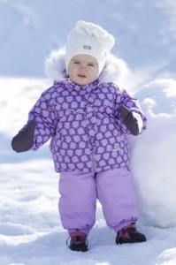 какой комбинезон для ребенка купить на очень морозную зиму