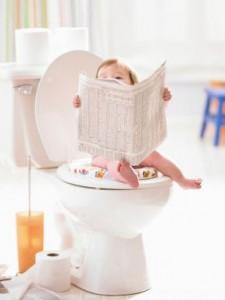 в каком возрасте ваш ребенок научился самостоятельно пользоваться горшком