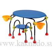 детские стол и стульчик