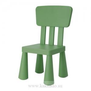детский стульчик из икеи