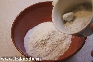 как сделать соленое тесто для детского творчества