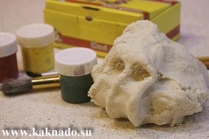 как сделать соленое тесто для поделок с детьми
