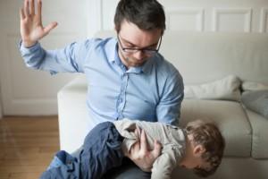 бьете ли вы своих детей по попе