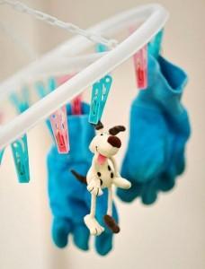 как поддерживать детские игрушки в чистоте