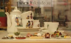 игрушечная посуда, музей игрушек фигерас