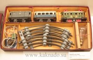 набор железной дороги 1937 года