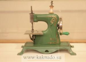 швейная машинка музей игрушек фигерас