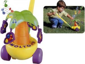 игрушка каталка для детей 1 год