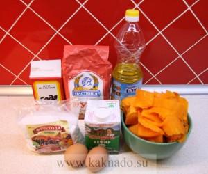 рецепты блюд из тыквы