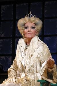 спектакль снежная королева в малом театре, фото снежной королевы