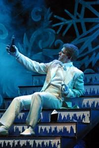 спектакль снежная королева в малом театре, фото кая