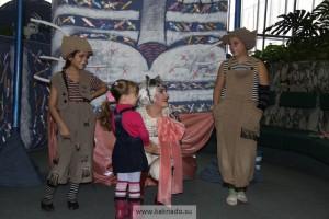 спекаткль кошкин дом для детей в театре сац отзывы