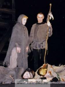 спектакль принц и нищий в театр рамт отзывы