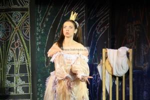 спектакль как чуть не съели принцессу Булочку в театре буфф отзывы