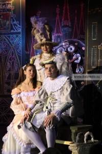 спектакль как чуть не съели принцессу булочку в театре буфф
