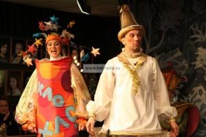 новогодние приключения козленка в театре чихачева, елка отзывы