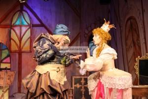новогодние приключения козленка в театре чихачева, елка отзывы, баба яга и вредилица
