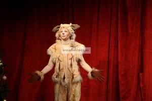 новогодние приключения козленка в театре чихачева, елка отзывы, козленок