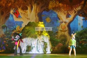 новогодняя елка в крокус сити мол ну погоди новая история отзывы