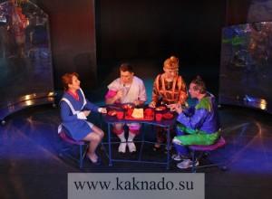 спектакль в театре стаса намина училка ххii века