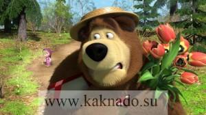 весна пришла слова песен из мультфильма маша и медведь, 4 серия